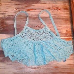 🎉HP🎉 EUC 🤍 Bikini Top